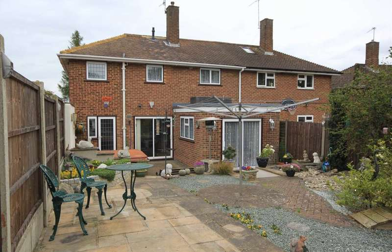 3 Bedrooms House for sale in EXTENDED AND SPACIOUS 3 BED , NO UPPER CHAIN, HP1