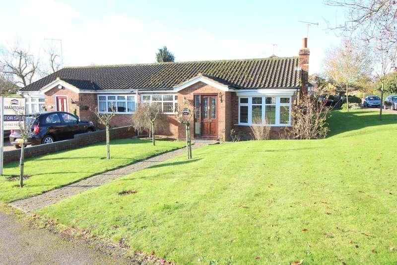 3 Bedrooms Bungalow for sale in Salusbury Lane, Great Offley, Hitchin, Hertfordshire, SG5 3EL