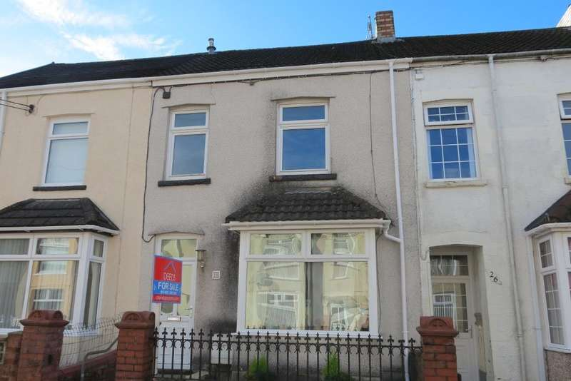3 Bedrooms Terraced House for sale in Tothill Street, Ebbw Vale, Blaenau Gwent, NP23 6JX