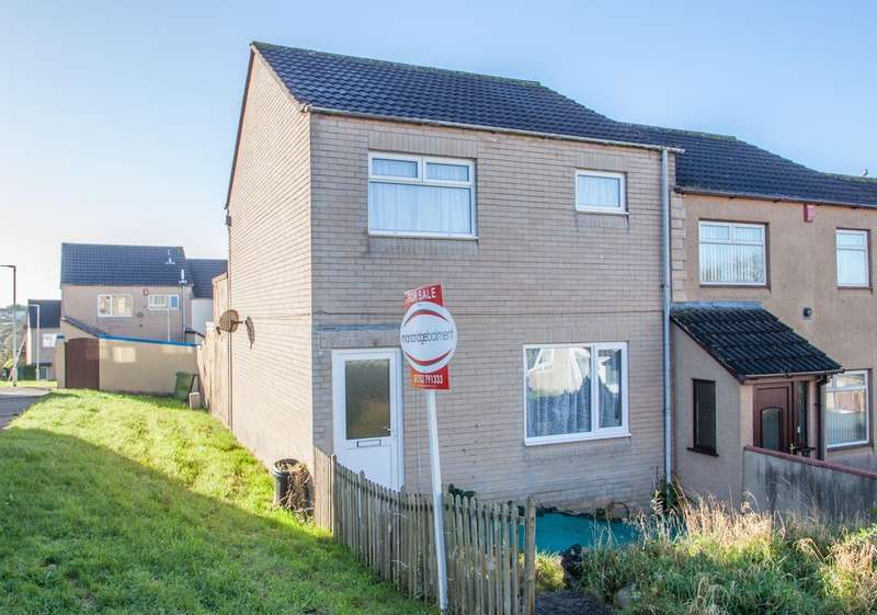 2 Bedrooms End Of Terrace House for sale in Whitleigh, Plymouth