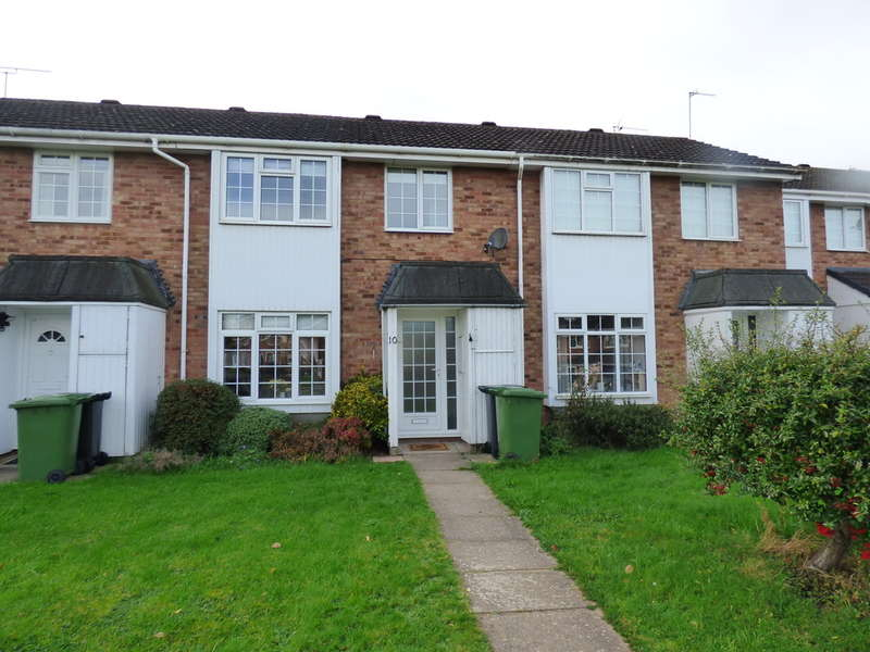 2 Bedrooms Terraced House for sale in Penfold Close, Bishops Tachbrook