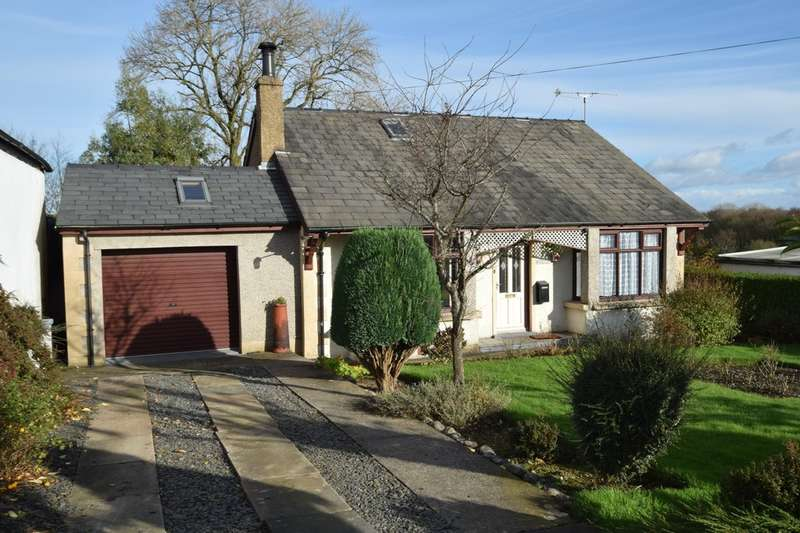 2 Bedrooms Detached Bungalow for sale in Lindal, Ulverston LA12 0LG