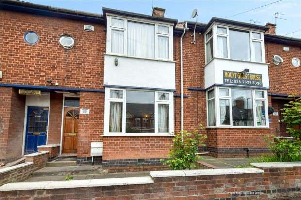 6 Bedrooms Terraced House for sale in Coundon Road, Coventry, CV1