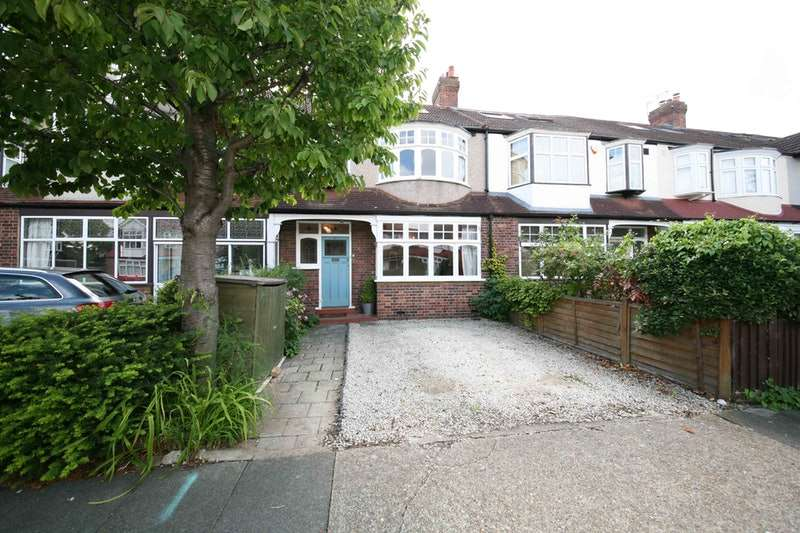 4 Bedrooms Terraced House for sale in Southway, London, London, SW20
