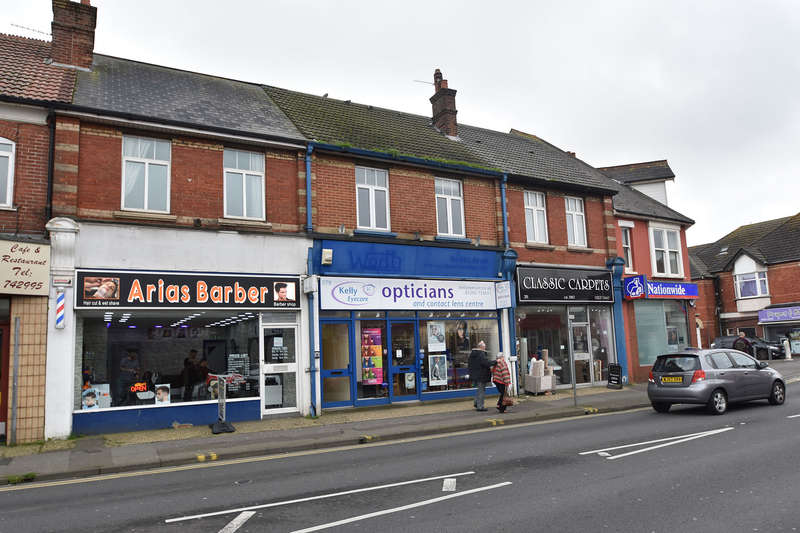 Commercial Development for sale in 279 Ashley Road, Parkstone, Poole, BH14 9DS