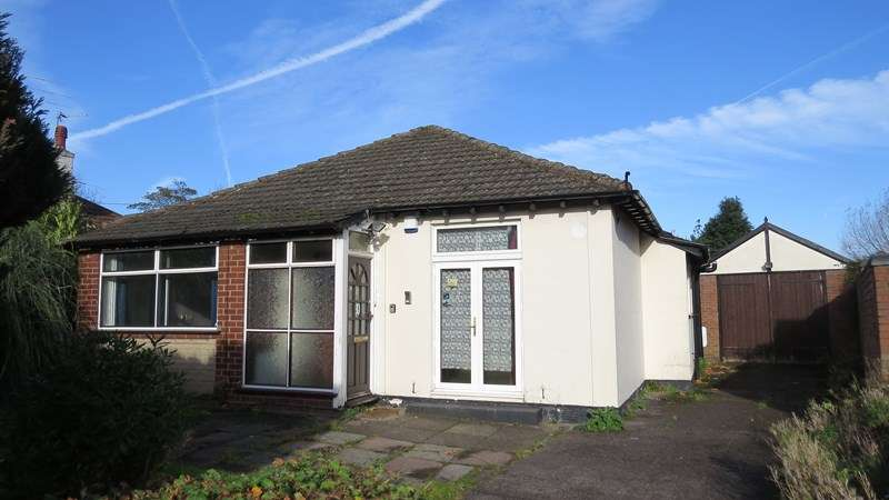 3 Bedrooms Detached Bungalow for sale in Goldthorn Hill, Wolverhampton