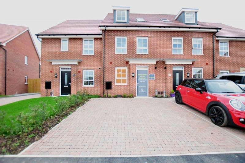 4 Bedrooms Town House for sale in Plot 58, Highgate Park, Warton