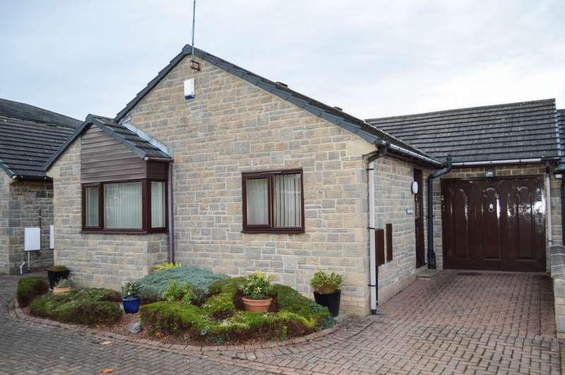 2 Bedrooms Bungalow for sale in Library Court, Prudhoe, NE42