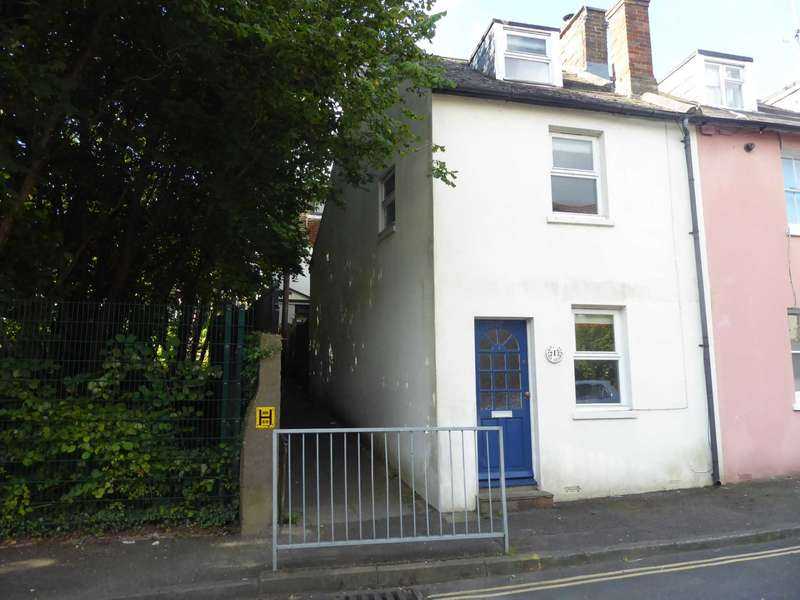 2 Bedrooms End Of Terrace House for sale in Valence Road, Lewes