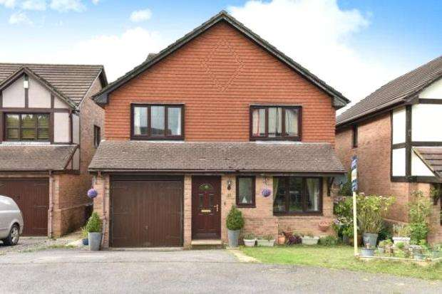 5 Bedrooms Detached House for sale in Heritage Park, Basingstoke, Hampshire