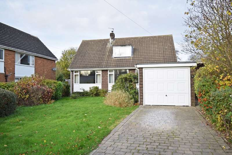 4 Bedrooms Detached Bungalow for sale in Pinders Grove, Wakefield