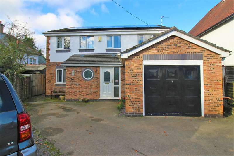 4 Bedrooms Detached House for sale in Cornelius Drive, Pensby, Wirral, CH61 9PR