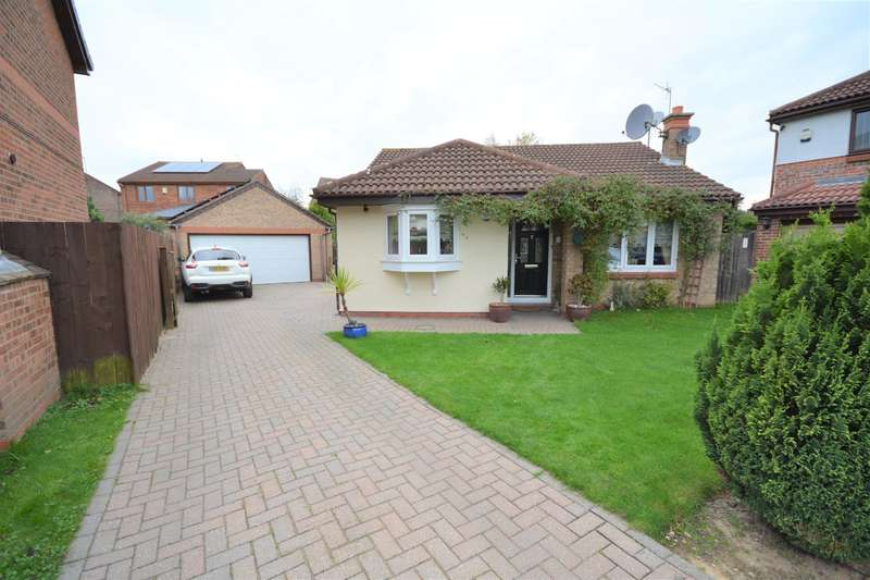 3 Bedrooms Bungalow for sale in Chilton Close, Newton Aycliffe, DL5 4RH
