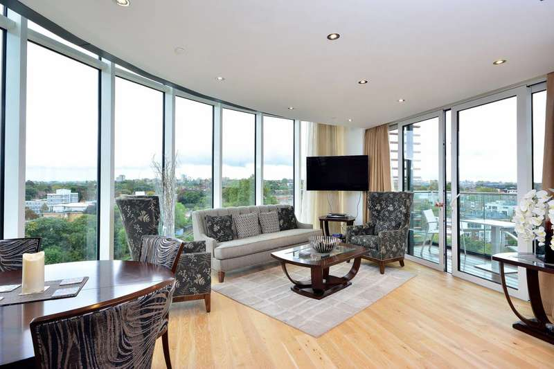 3 Bedrooms Flat for sale in Stamford Square, Putney, SW15