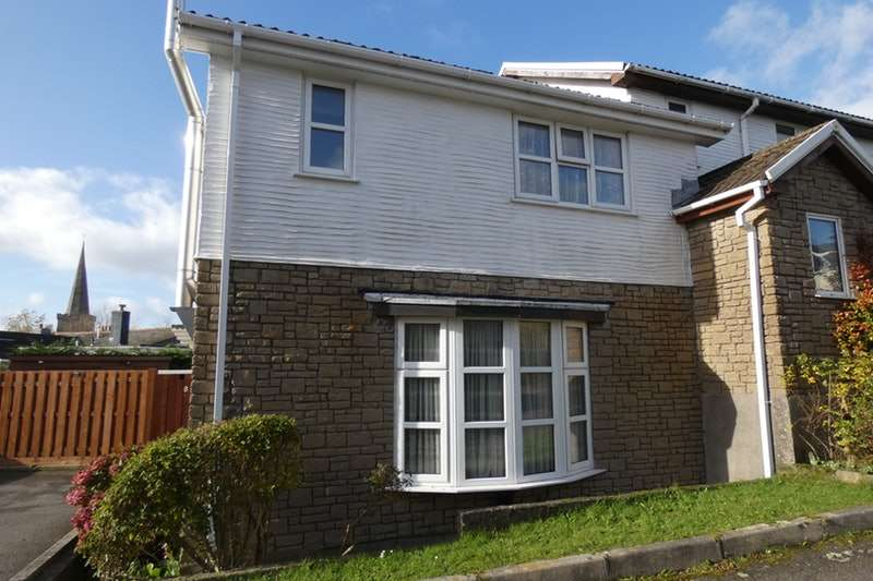 3 Bedrooms End Of Terrace House for sale in The Rodings, Liskeard, Cornwall, PL14