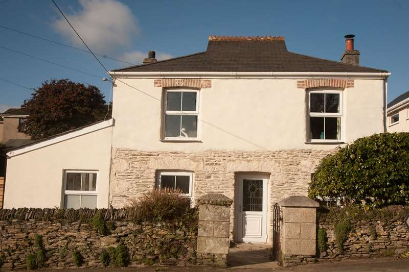 3 Bedrooms Detached House for sale in Fore Street, Tregony (Roseland Peninsular ), Cornwall, TR2