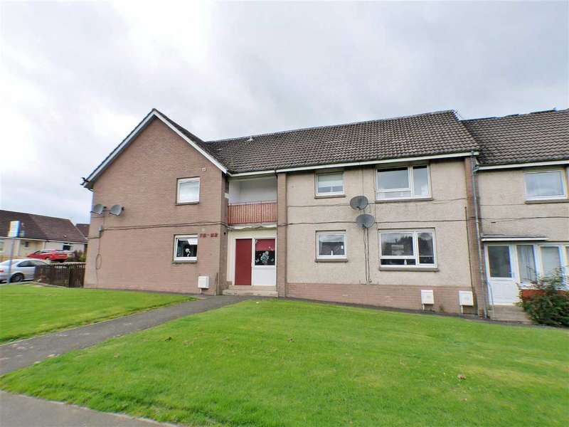2 Bedrooms Apartment Flat for sale in Patrickholme Avenue, Stonehouse, STONEHOUSE