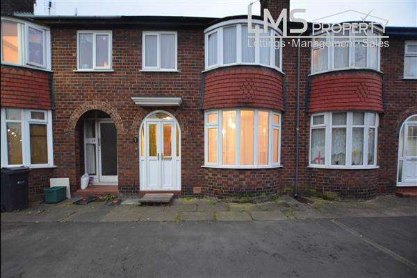 3 Bedrooms Terraced House for sale in Siddall Street, Northwich