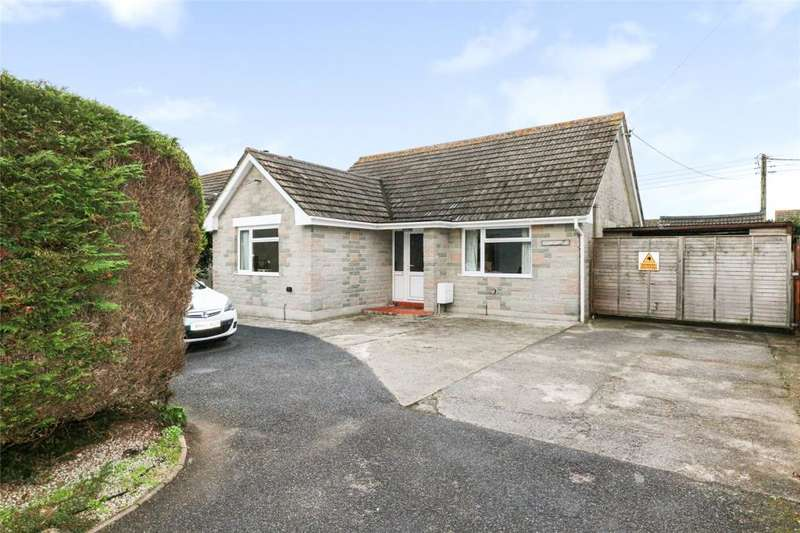 4 Bedrooms Detached Bungalow for sale in Hugus Road, Threemilestone, Truro