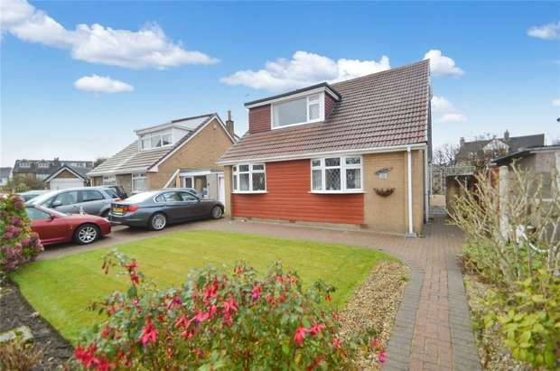 4 Bedrooms Detached Bungalow for sale in Deeracre Avenue, Offerton, Stockport, Cheshire