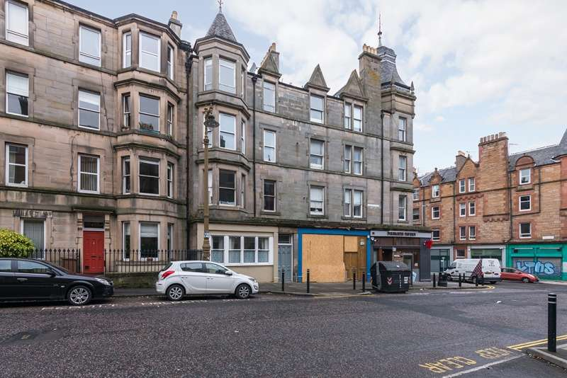 1 Bedroom Flat for sale in Polwarth Crescent, Edinburgh, EH11 1HR