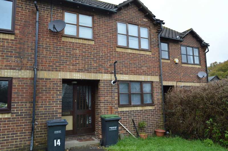 3 Bedrooms Terraced House for sale in Wych Lane, Gosport