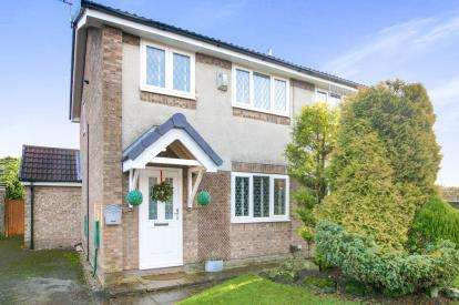 3 Bedrooms Semi Detached House for sale in Keepers Close, Knutsford, Cheshire