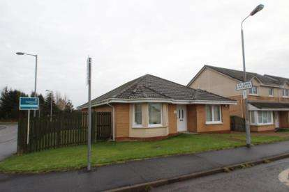 3 Bedrooms Bungalow for sale in Killearn Crescent, Plains, Airdrie, North Lanarkshire