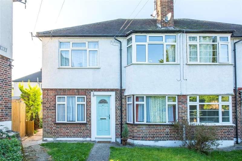 2 Bedrooms Maisonette Flat for sale in Grosvenor Road, Finchley, London, N3