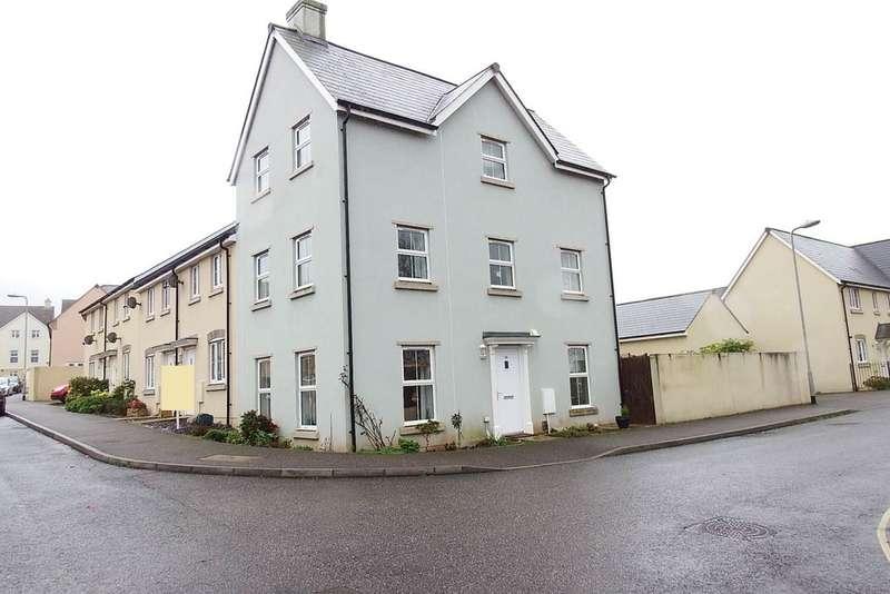 4 Bedrooms House for sale in Fremington, Barnstaple