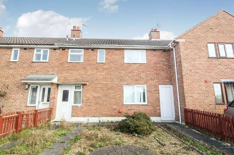 3 Bedrooms Terraced House for sale in Elm Road, Norton Canes, Cannock, WS11