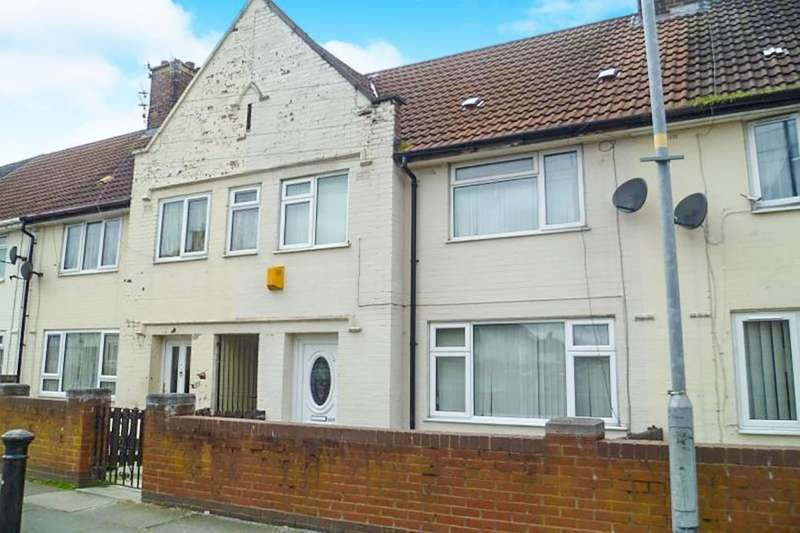 3 Bedrooms Terraced House for sale in Pennard Avenue, Liverpool, L36