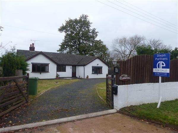 3 Bedrooms Detached Bungalow for sale in The Bungalow, Bellhurst Lane, Wheaton Aston
