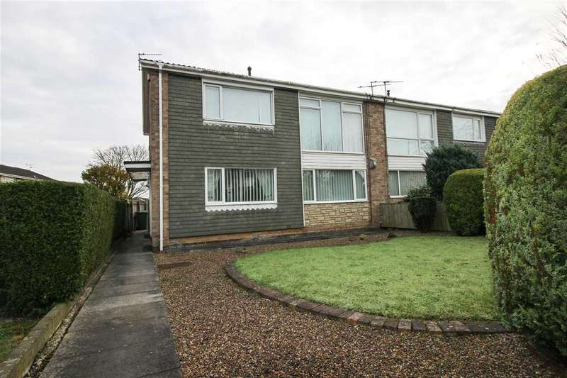 2 Bedrooms Flat for sale in Mirlaw Road, Whitelaw Chase, Cramlington