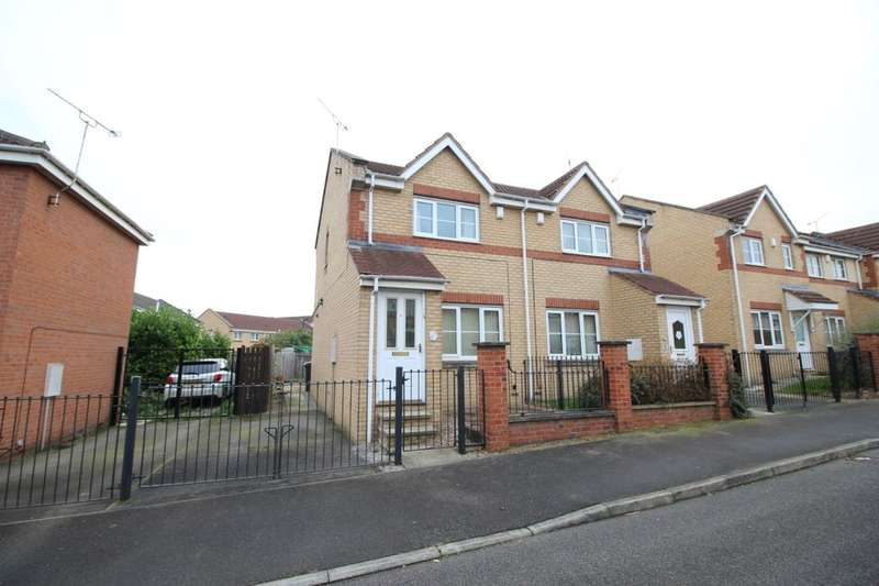2 Bedrooms Terraced House for sale in Stirling Way, Sheffield, S2