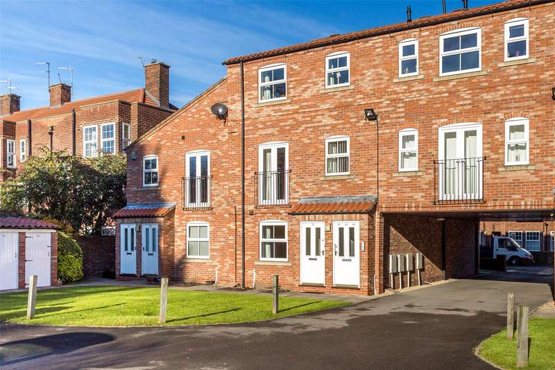 2 Bedrooms Flat for sale in Alne Terrace, York, YO10