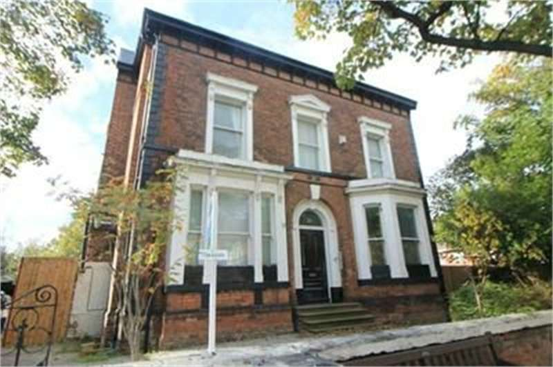2 Bedrooms Flat for rent in 18 Crosby Road South, LIVERPOOL, Merseyside