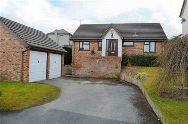 2 Bedrooms Detached Bungalow for sale in Maes Gwelfor, Pentre Halkyn, Holywell, Flintshire
