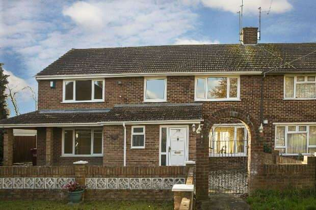 5 Bedrooms Semi Detached House for sale in Southcote Lane, Southcote, Reading,