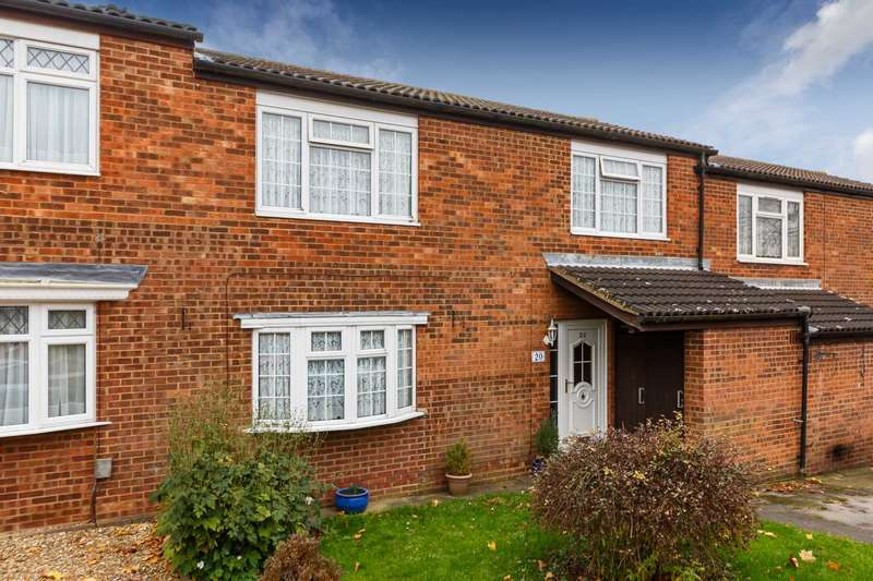 3 Bedrooms Terraced House for sale in Fieldfare, Letchworth Garden City SG6 4YE