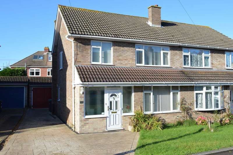 3 Bedrooms Semi Detached House for sale in St Andrews Road, Gosport