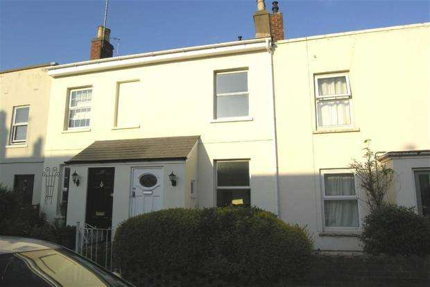 2 Bedrooms Terraced House for sale in Upper Norwood Street, CHELTENHAM, Gloucestershire, GL53 0DS