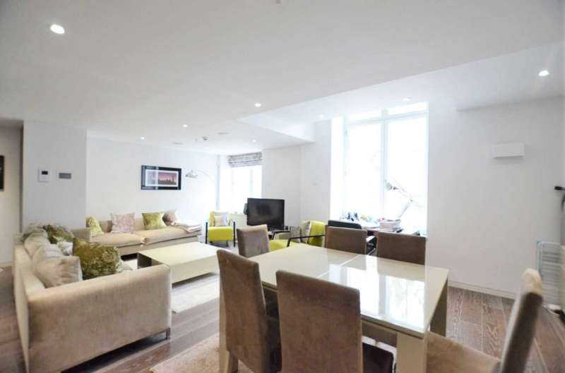 2 Bedrooms Apartment Flat for sale in Marconi House, Strand, London, WC2R