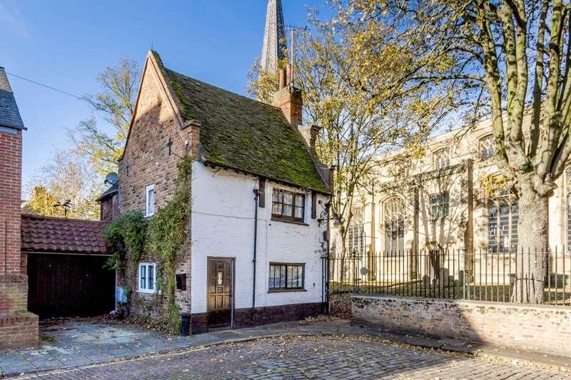 2 Bedrooms Detached House for sale in Chapel Lane, Kings Lynn