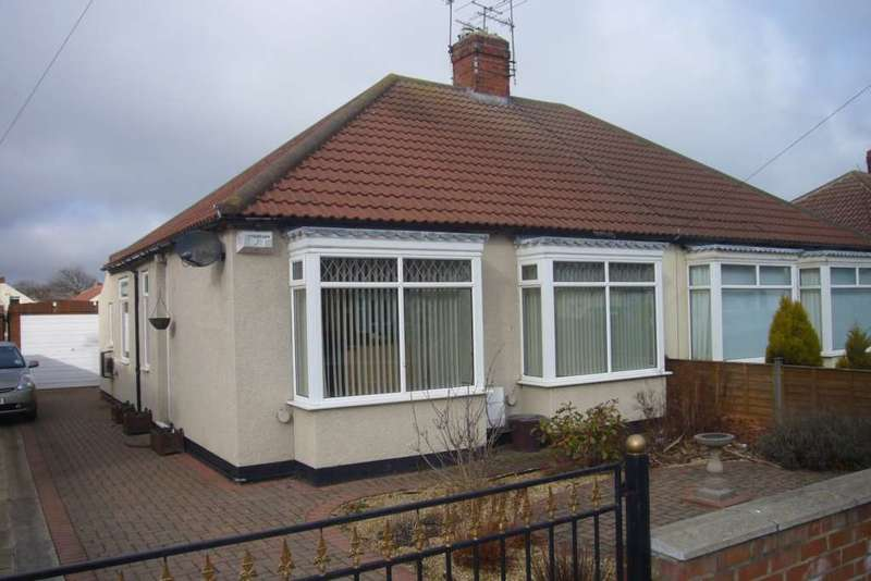 2 Bedrooms Bungalow for rent in Lilac Grove, Redcar