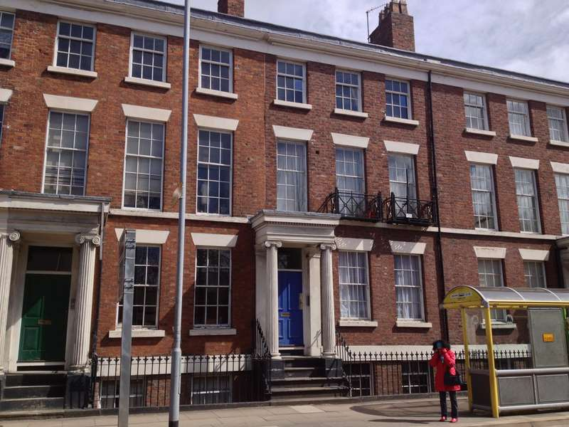 2 Bedrooms Flat for sale in Catharine Street, The Georgian Quarter, Liverpool, L8