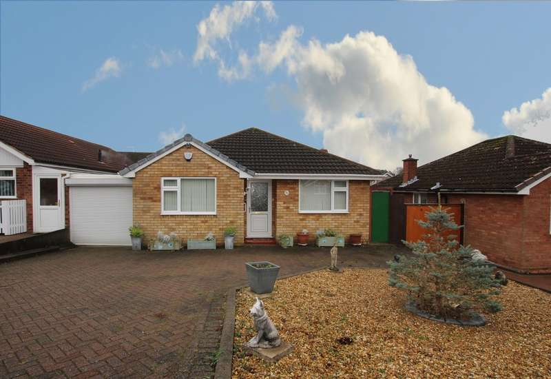 2 Bedrooms Detached Bungalow for sale in Harewell Drive, Sutton Coldfield, B75