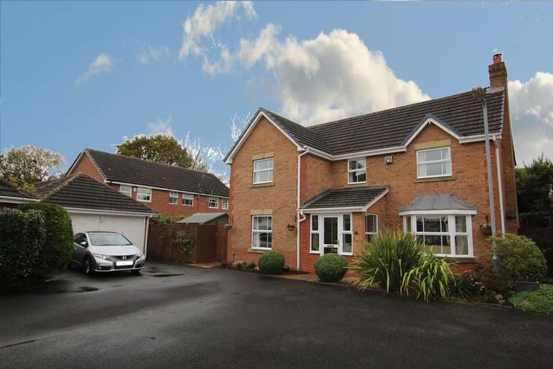 4 Bedrooms Detached House for sale in Miniva Drive, Walmley, Sutton Coldfield, B76