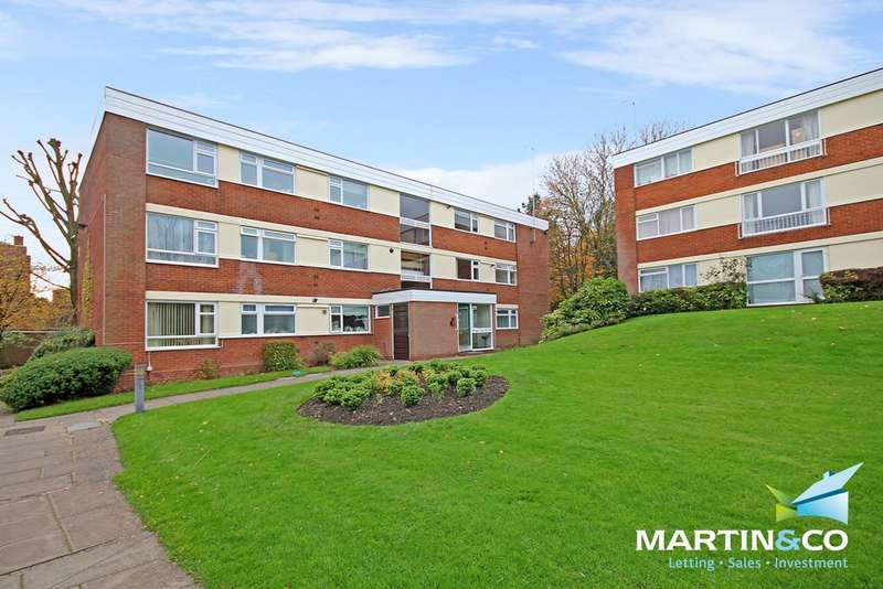 2 Bedrooms Ground Flat for sale in Michael Court, 115 Bristol Road, Edgbaston, B5