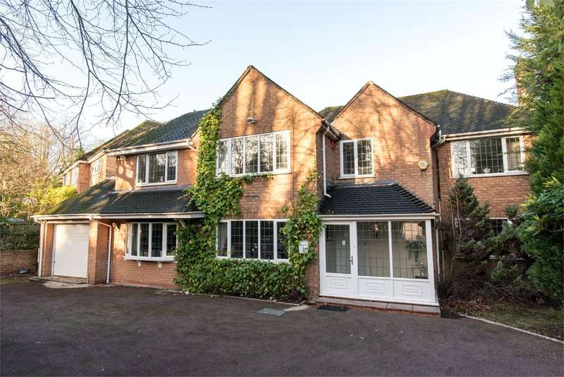 5 Bedrooms Detached House for sale in Farquhar Road East, Edgbaston, West Midlands